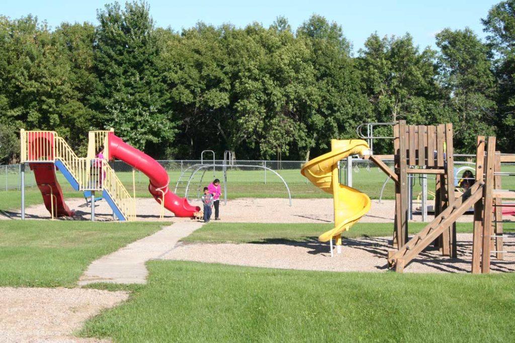 School Park Playground